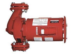 BELL & GOSSETT BE9014S Circulator Pump,1HP,30Min PSI,2 Outlet G9108671