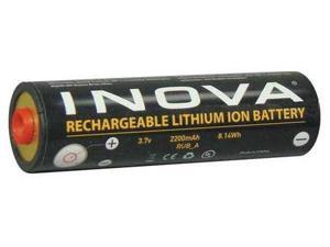 INOVA RUBBO Lithium Ion Rechargeable Battery
