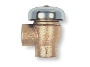 APOLLO 3810701, Vacuum Breaker, 1 1/2 In, NPT, Bronze
