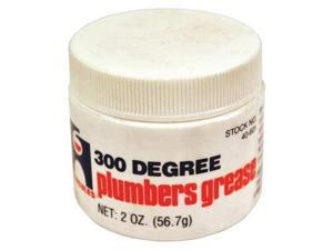 HERCULES 40610 Silicone Plumbers Grease,2 oz. G0704551