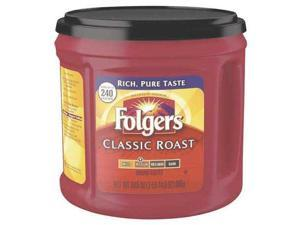FOLGERS 2.550020421E9 Coffee,Classic Roast,30.5 oz. G0455491