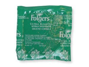 FOLGERS 25500-06927 Coffee Packet, Decaf, PK42