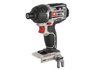 PCC640B 20V Max Cordless Lithium-Ion 1/4 in. Hex Impact Driver (Bare Tool)