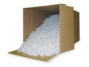 FP INTERNATIONAL SUPER-8 Packing Peanuts,7.5 cu. Ft,Poly