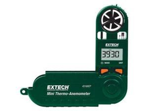 EXTECH 45168CP Mini Thermo Anemometer,With Compass G0703757