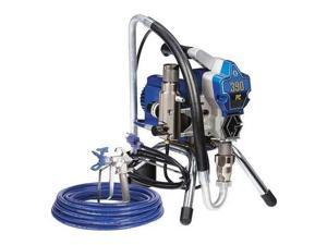GRACO 17C310 Airless Paint Sprayer, Stand, 0.47 gpm