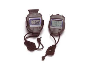 TRACEABLE 1052 Memory Stopwatch, LCD