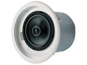 SPECO TECHNOLOGIES SP6NXCTUL In-Ceiling Speaker,Indoor,Pk 2