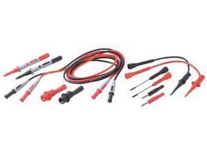KEYSIGHT TECHNOLOGIES U8201A Test Lead Kit, 53-8/9 In. L