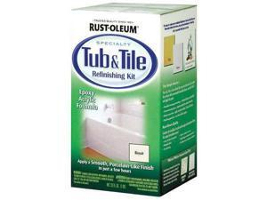 Biscuit Tub and Tile Refreshing Kit, 7862519, Specialty