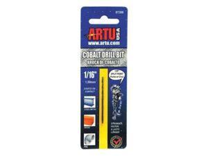 ARTU 01306 Jobber Bit, 1/16 In., Cobalt Steel