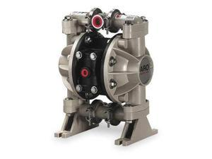 ARO 666053-344 Double Diaphragm Pump,Air Operated,150F
