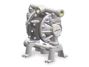 ARO PD03P-AES-DCC Double Diaphragm Pump,Air Operated,180F