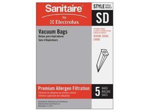 Disposable Vacuum Bag, SD, PK5