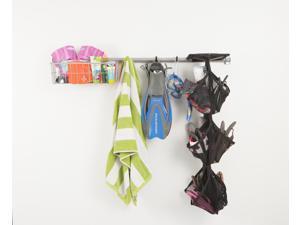 Garage Shoe Storage Rack