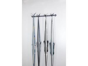 Cross Country Ski Storage Rack (Holds 4 Pair)