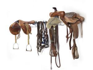 Double Saddle Rack