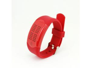 Wholesale - Fashion LED Watch with 60 led lights Touch Screen Watch Women Watches
