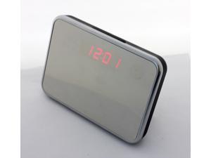Spy Clock Camera  T1000  Digital Mirror Clock Style Hidden DVR with Motion Detection & Remote Control