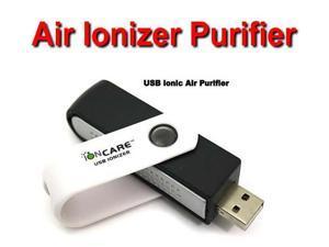 Fresh Air Cleaner Mini USB Anion Air Ionizer Purifier USB Ionic Air Purifier for PC Laptop