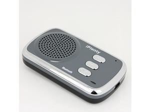 iPlenty Bluetooth Multipoint Speakerphone Hands Free Bluetooth Car Speakerphone