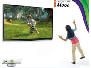 Healthy Body Sense Game Consoles 32Bit Camera Video 3D Game Console  Indoor Entertainment Equipment