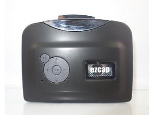 EC007C USB Cassette to MP3 Player Converter Saving MP3 File into USB Flash Directly No Need PC/Laptop Black