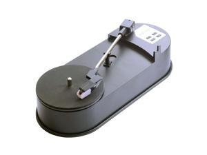 Portable Vintage Turntable Record Player 33RPM LP Vinyl to MP3 WAV CD Converter Record Player EC009B