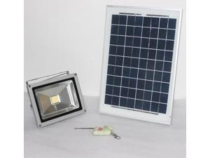Solar LED Rechargeable Flood Security Garden Light with 10W 10V Solar Security Lamps SL-310B