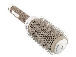 45mm Ceramic Iron Radial Round Comb Hair Dressing Barber Styling Brush Roll