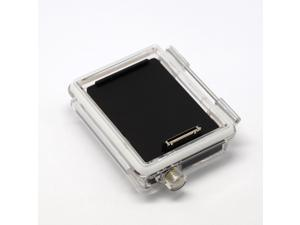 LCD Screen BacPac Display with Back Door Case Cover for Gopro Hero 3/3+ 4