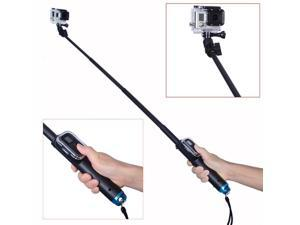 Monopod Selfie Stick Pole with Wifi Remote Housing for Gopro Hero 4 3+ 3 2 1 not include WiFi Remote