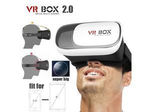 Google Cardboard VR BOX 2.0 II Smartphone Headset 3D Virtual Reality Glasses Helmet Goggle Oculus Rift DK2 Head Mount