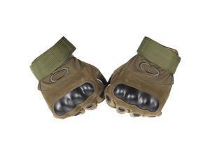 Half Finger Tactical Gloves Men Outdoor Sports Gloves Antiskid Bicycle Gloves Fingerless Gym Gloves Guantes Hombre