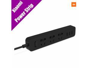 Original Xiaomi Multifunctional Smart Power Strip Socket with 3 USB Standard Extension Socket Plug Home Electronics
