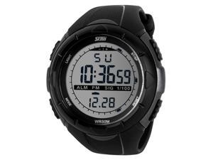 New Skmei Men LED Digital Military Watch 50M Dive Swim Dress Sports Watches Fashion Student Outdoor Wristwatches