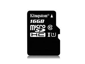 Kingston Class 10 Micro SD Card 16GB Memory Card Micro SD Card SDXC MicroSD TF Card XC Micro SD Memory Full Capacity