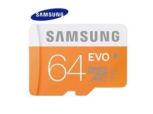 Samsung EVO Micro SD Memory Card 16G 32G 64G 128GB MicroSD Cards SDHC SDXC Max 48M/s EVO 32GB 64GB C10 TF Trans Flash Micro Card C10 8GB
