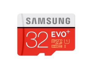 100% Original Samsung EVO+ 128GB/64GB/32GB/16GB up to C Micro SD Card Class10 80M/S SDHC SDXC UHS-1 Flash Memory Micro SD TF Card