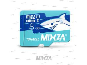 MIXZA TOHAOLL Micro SD Memory Card 8GB 16GB 32GB 64GB 128GB Class10 Colorful Series Storage Device for Smartphone