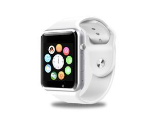 A1 Men Women WristWatch Bluetooth Smart Watch Android Sport Pedometer with SIM Slot Camera Smartwatch for Android