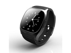 M26 Bluetooth Smart Watch Luxury Wristwatch R Watch Smartwatch with Dial SMS Remind Pedometer for Android Samsung Phone