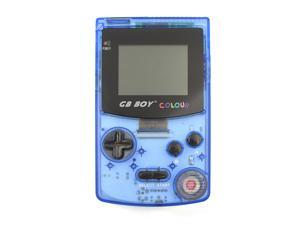 "Kong Feng Backlit Build-in 66 Games 2.7"" GB Boy Color Colour Handheld Game Console Support GBC Games"