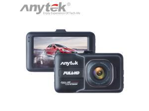 Anytek A98 Car DVR Novatek Auto Car Camera 1080P Dash Cam Video Recorder Registrator Night Vision
