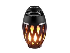 i3 Portable Led Flame Speaker Dancing Flames Bluetooth Speakers IP65 Waterproof Outdoor HD Audio Bass