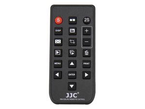 JJC RM-DSLR2 Wireless Remote Control For Sony A6000 A77II A7 A7R A99 A57 NEX 5T 5R 5N 5 6 7 A65 A77 A290 A390 A450 A560 A580 A33 A55 A230 A500 A330 A380 A550 A850 A900 A700 Replace SONY RMT-DSLR2 1
