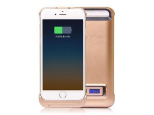 For iPhone 6 External Battery Backup Charger 4.7 inch Case Cover Pack Power Bank Portatil LED Indication 3200mAh