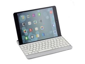 All-in-one Protective Cover Case With Embedded Aluminum Bluetooth Wireless KeyBoard For iPad Air 2 Stand Case Cover