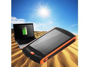 23000mAh Power Bank External Battery Solar Power Charger for iPhone / Smartphone / iPad / Laptop Portable