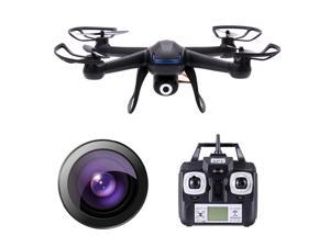 Kaifeng DM007 2.4G 6-Axis 4CH RC Quadcopter with 2 MP HD Wifi Camera